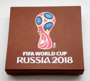 Коробка с УФ-печатью