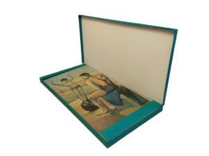Коробка под картину